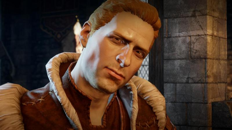 Alistair Dragon Age Inquisition