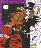 I Zombie and Vanity by Marcy-Baily@dA