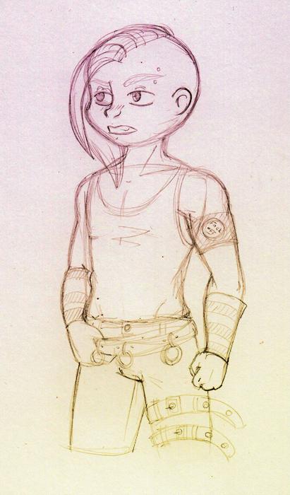 Beee Sketch2