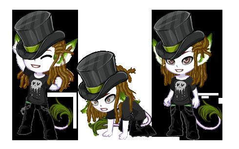I Zombie Doll