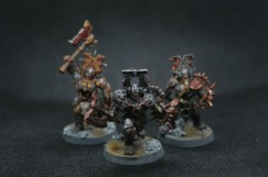 Khorne Blood Warriors - Painted by Elliot Coulbeck