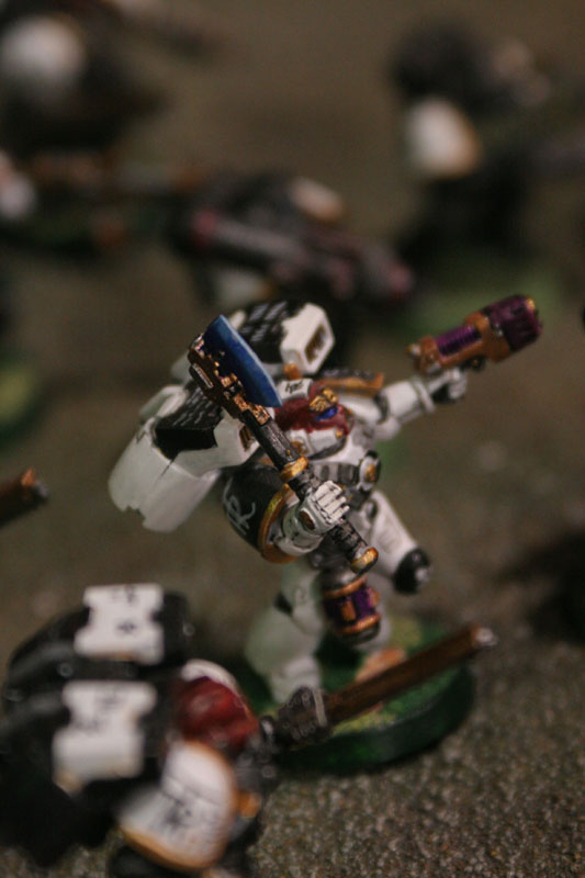 Power Axe Sergeant