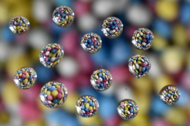 Droplets blog