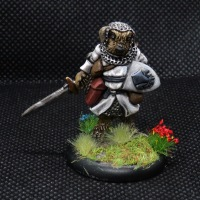 Oathsworn - Border Terrier Knight