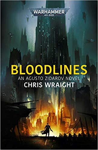 Cover Image for Bloodlines by Chris Wraight