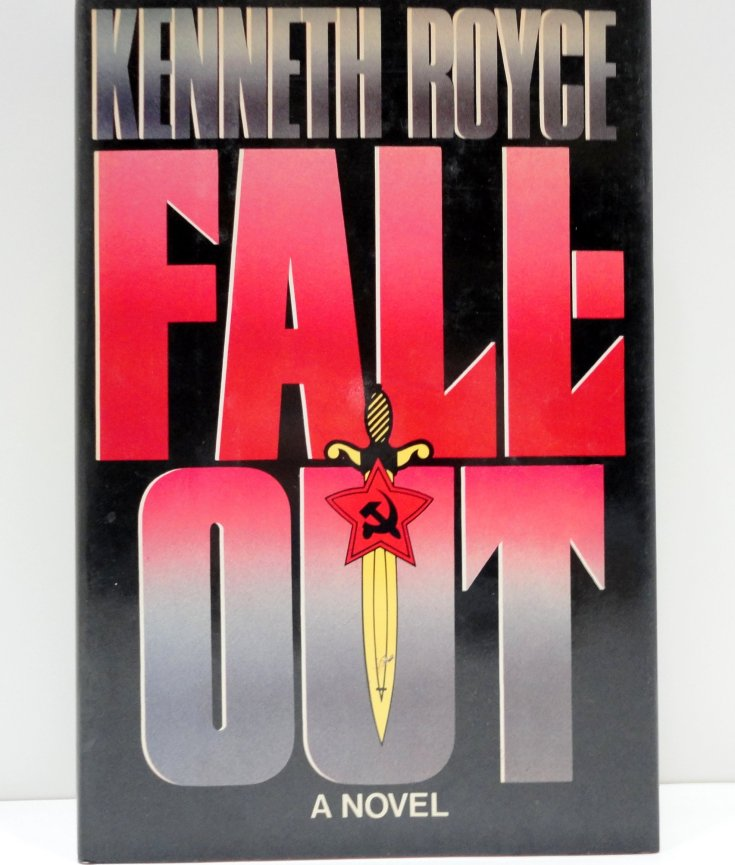 Image of the Cover of Fallout by Kenneth Royce