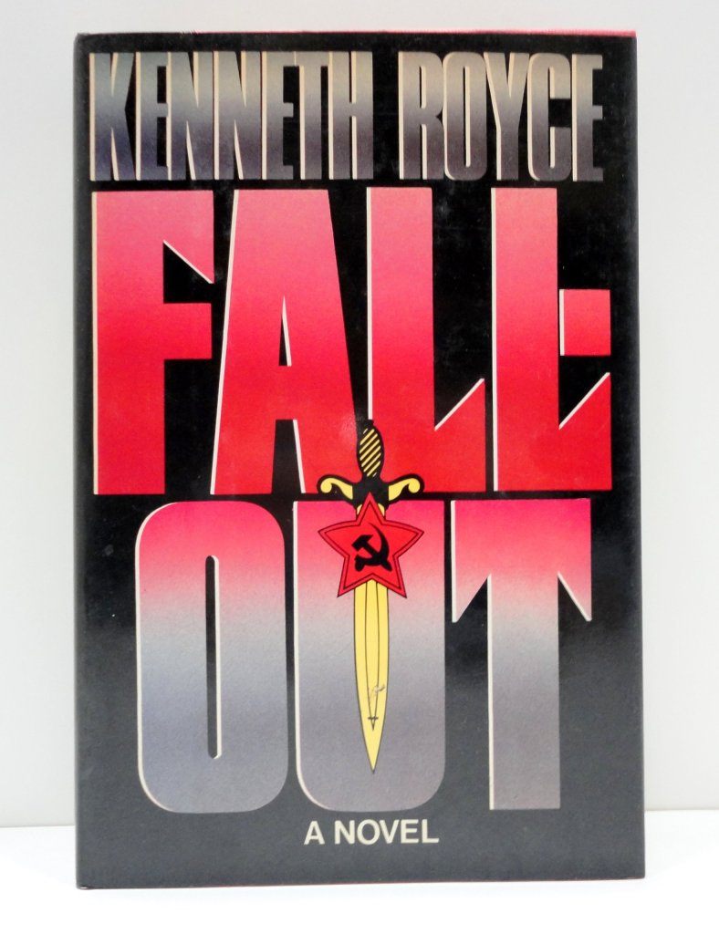 Image of the Cover of Fall-Out by Kenneth Royce