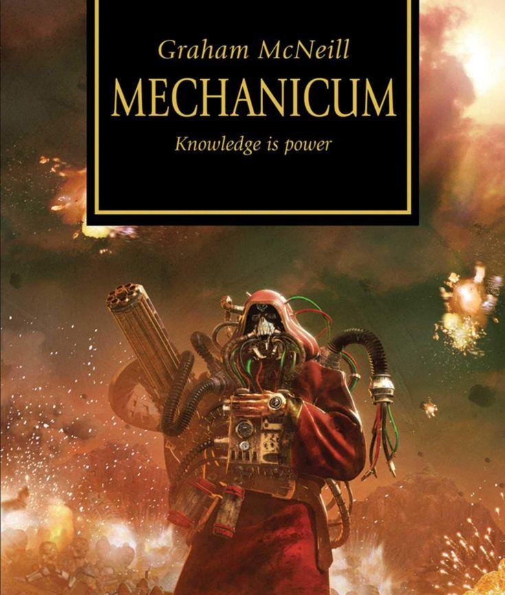 Book Cover of Mechanicum