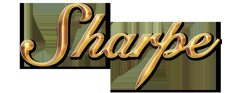 Sharpe TV Logo