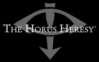 Horus Heresy Logo