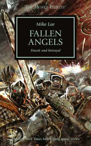 Book cover for Fallen Angels by Mike Lee