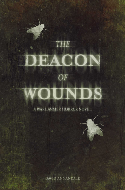 Front cover of Deacon of Wounds by David Annandale