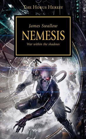 Book Cover for Nemesis by James Swallow