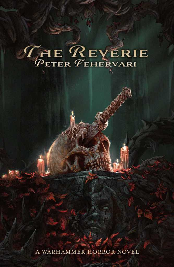 Book Cover for The Reverie by Peter Fehervari