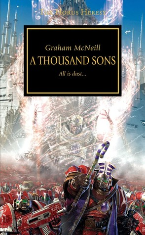 Books Cover of A Thousand Sons