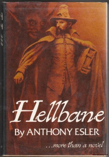 Cover of Hellbane by Anthony Esler